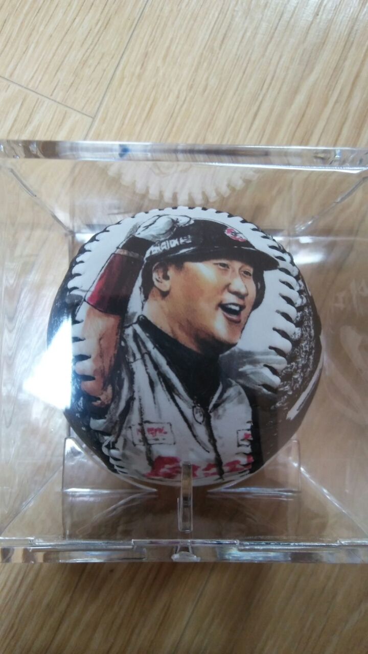 이대호 KOREAN PAINTING BALL